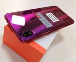 EDIÇÃO NÉBULA RED - Xiaomi Note 7 64GB LACRADO ( GRÁTIS GCAM )