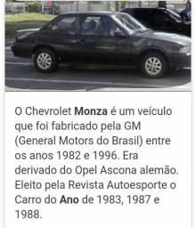 Chevrolet monza - 1982