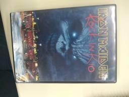 DVD Iron Maiden Rock in Rio 2001
