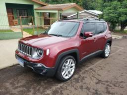 Jeep Renegade Limited 2019 novo - 2019
