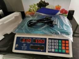 Balança profissional comercial 40kg Recarregável
