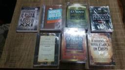 Coleção livros de teologia