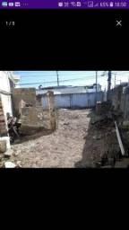 Alugo terreno 15x8 R$400 em cajueiro Jaboatão dos guararapes