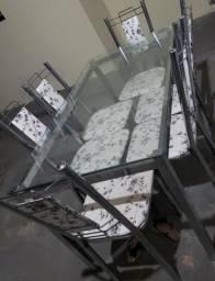 Mesa em inox