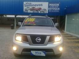 NISSAN FRONTIER 2016/2016 2.5 SV ATTACK 4X4 CD TURBO ELETRONIC DIESEL 4P AUTOMÁTICO - 2016