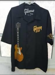 Camisa Gibson Americana Marca Gibson Tamanho Grande