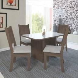 Mesa 4 cadeiras New charm A663