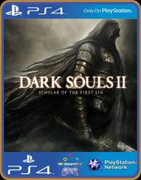 Ps4 Dark Souls 2 Scholar Of The First Sin