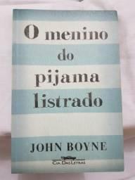 Livro O Menino do Pijama Listrado (sinopse na descrição)