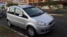 Fiat/idea attractive 1.4 completa 2011 prata - 2011