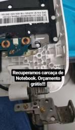Manutenção/Conserto em Carcaça de Notebook (15 anos de empresa)