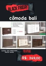 Cômoda Bali completa