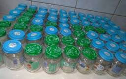 Potinho vidro papinha Nestlé