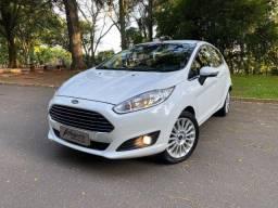 Ford New Fiesta Hatch Titanium 1.6 Flex Automático