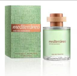 Perfume Antônio Bandeiras Mediterráneo 100 Ml