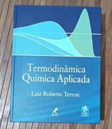 Livro: Termodinâmica - Química Aplicada. 848 páginas