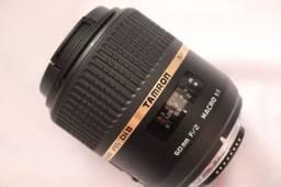 Lente Tamron 60mm f/2 Macro 1:1 Nikon Digital SLR Cameras (Modelo G005NII)
