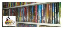Coleção Completa Temáticos Disney - 52 Edições - Abril