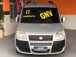 Doblo hlx 1.8 flex - gnv + 7 lug + ( otimo transporte ) +, usado comprar usado  Rio de Janeiro