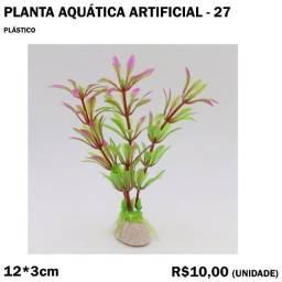 Planta de Aquário - Modelo 27