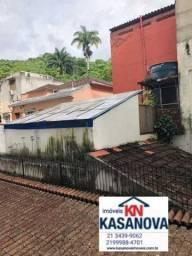 KFAP30254- 3 quartos + dependência na Gávea com 1 vaga de garagem
