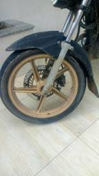 Rodas Twister adaptadas para 150