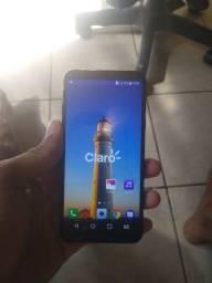 LG Q6 todo ok carregador e fone