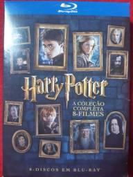 Coleção Harry Potter 8 filmes Bluray