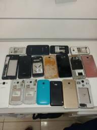 18 celulares com defeito 5 so bota tela e fala
