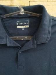Camisa masculina Siberian tamanho M