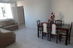 Centro: apartamento semi mobiliado