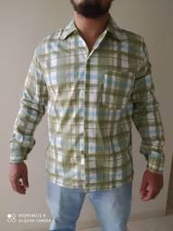 Camisa de Algodão trabalho roça