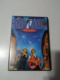 Desapego DVD SANDY E JUNIOR