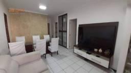 Praia Mansa Residencial, apartamento térreo, Cambeba,