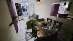 Apartamento quarto e sala com vaga de garagem no Centro de Guarapari