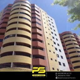 Apartamento com 3 dormitórios à venda, 150 m² por R$ 395.000 - Jardim Oceania - João Pesso