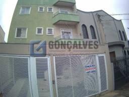 Apartamento à venda com 3 dormitórios em Vila camilopolis, Santo andre cod:1030-1-91961
