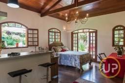 Casa à venda com 4 dormitórios em Braúnas, Belo horizonte cod:1511