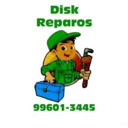 DISK REPAROS Encanador (passo cartão)