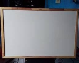 Vendo  Quadro Branco e Apagador da Faber Castell