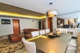 Apartamento à venda com 4 dormitórios em Jaraguá, Belo horizonte cod:266593