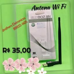 Antena Wi Fi Usb para Computador