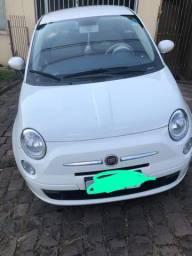 Fiat 500 com 31.000km