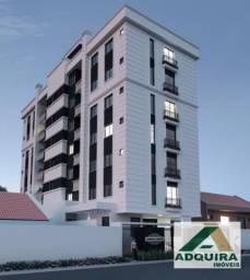 Apartamento com 2 quartos no Le Raffine Residence - Bairro Estrela em Ponta Grossa