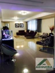 Apartamento com 4 quartos no Edifício Morada Do Sol - Bairro Centro em Ponta Grossa