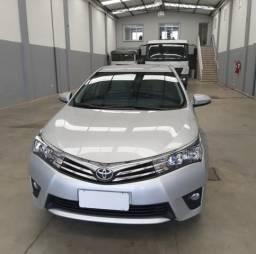 Toyota Corolla 2.0 16v Xei Flex Multi-drive S 4p - 2016