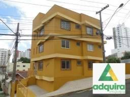 Apartamento kitinete com 1 quarto no Edifício Colibri - Bairro Centro em Ponta Grossa