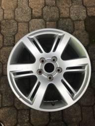 Jogo de rodas VW Amarok c/pneus
