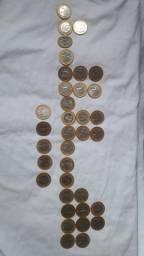Vendo moedas para colecionadores moedas raríssimas zap