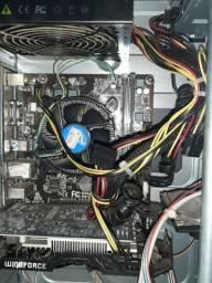I3 4170 + Placa Mãe + 8 GB RAM